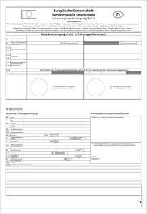 Zulassungsbescheinigung Teil II